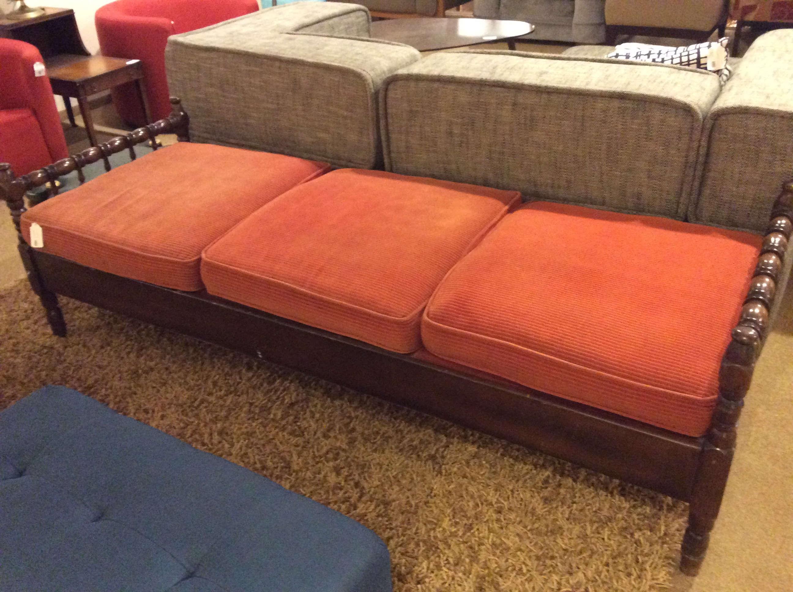 Vintage Daybed vintage daybed sold – ballard consignment