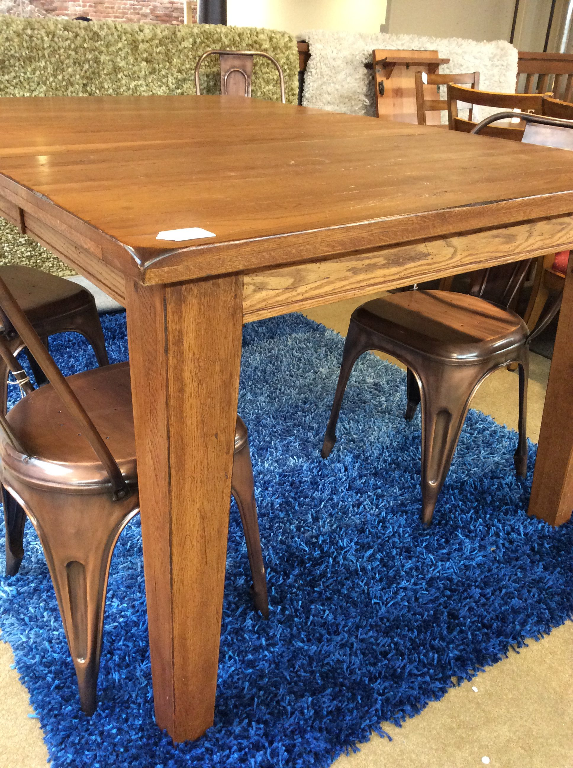 Teak Dining Chairs SOLD