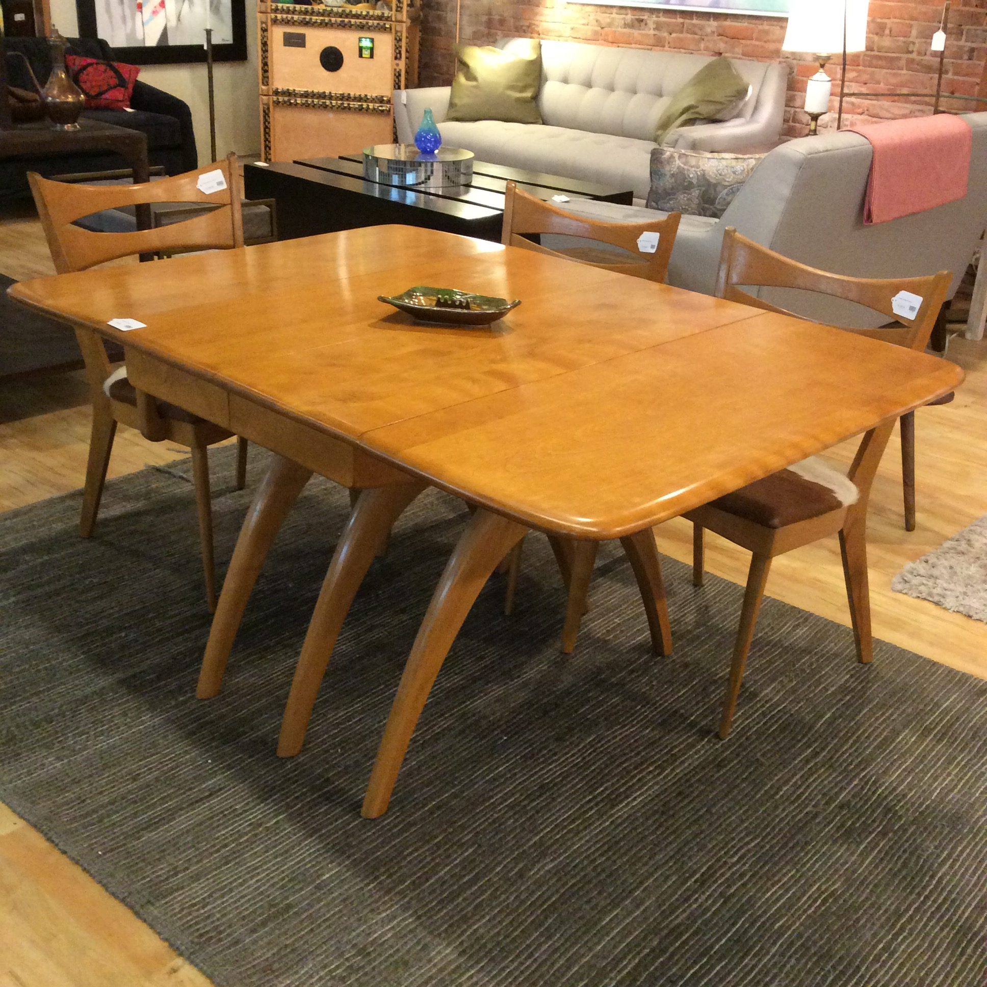 Heywood Wakefield Dining Table Sold